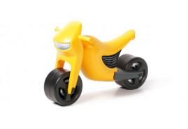 rowerek biegowy BSPEED żółty Y200