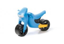 rowerek biegowy BSPEED niebieski 3005U