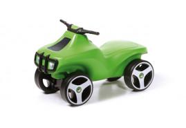 rowerek biegowy BCRAZ zielony 361C