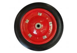 koło pełna guma rezerwowa do taczek ogrodowych