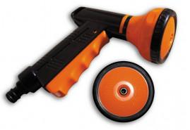 zestaw - pistolet z adapterem