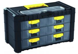 boks Multicase NS 302, 400x200x260mm