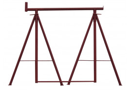 stojak rusztowania składany 1000-1700 mm