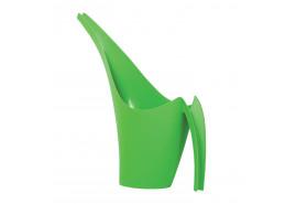 konewka plast. 1,5l GIRAFFE ciemno zielona