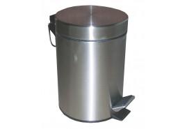 poejmnik na odpady 12 l nierdzewny