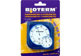 termometr zewnętrzny/wewnętrzny  75x75mm