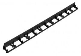 niewidoczny krawężnik 45x1000mm, 4 narożniki