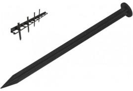 kotwica krawężnika, długość 25 cm