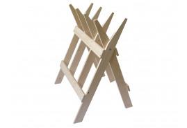 kozioł drewinany 100x90cm