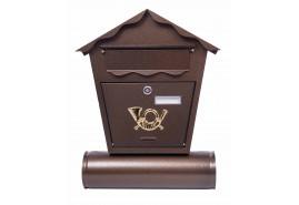 skrzynka pocztowa ST 101 (typu domek średnia)