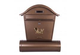 skrzynka pocztowa ST 103 (okrągła średnia)