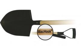 MacHook rydel spiczasty z uchwytem PH-Y czarny