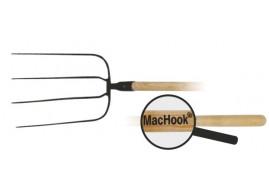 MacHook widły  BAV.4gr. z uchwytem  130 czarne